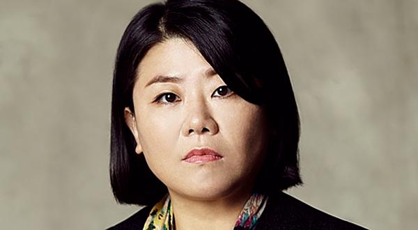 Nữ diễn viên Lee Jung Eun.