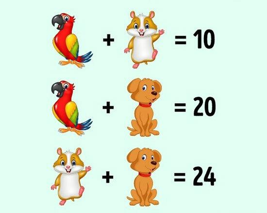 5 câu đố thể hiện tài suy luận logic của bạn (10) - 2