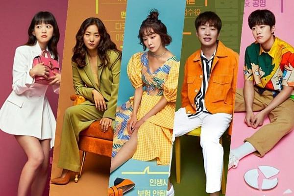5 drama Hàn đang được khán giả quan tâm nhất - 2