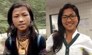 Hành trình 'sang Bỉ rồi ly hôn' của cô bé H'Mong 'nói tiếng Anh như gió'
