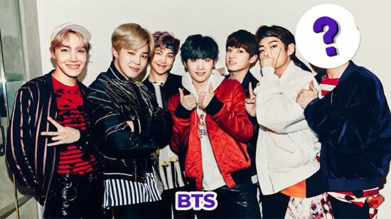 Đoán tên thành viên giấu mặt trong nhóm nhạc Kpop - 4