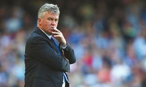 HLV Hiddink bị LĐBĐ Trung Quốc sa thải