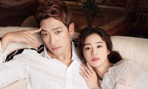 Vợ chồng Rain - Kim Tae Hee đón con gái thứ hai