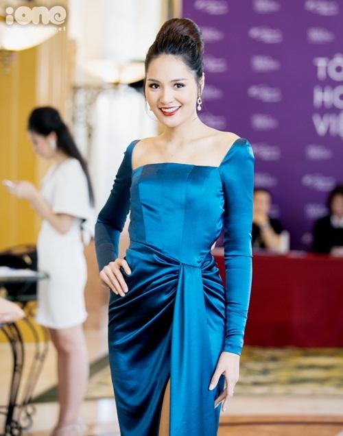 Hoa hậu Hương Giang. Ảnh: Đình Tùng