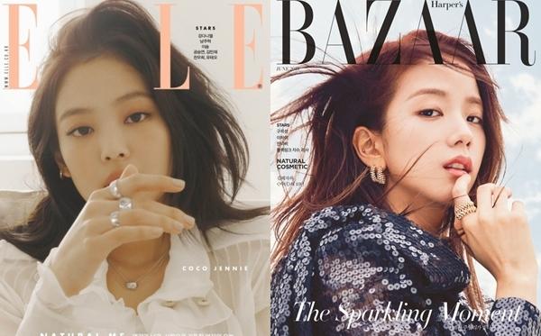 Jennie, Ji Soo...