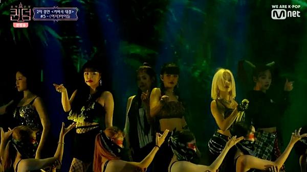 (G)I-DLE trở thành tâm điểm sau sân khấu cover 2NE1 tại Queendom.