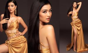 Kiều Loan 'chào sân' Miss Grand International bằng loạt ảnh sexy