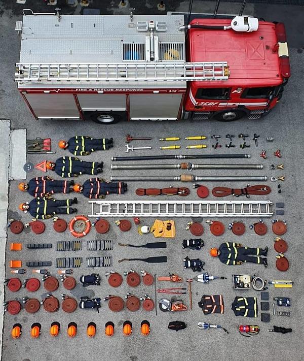 Trạm cứu hỏa Seng Khang, Singapore.