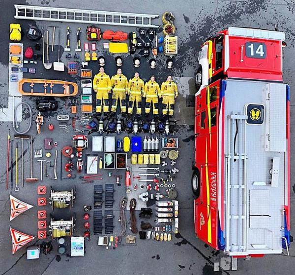 Dịch vụ Cứu hỏa và Cứu hộ Geneva (Sis), Thụy Sĩ