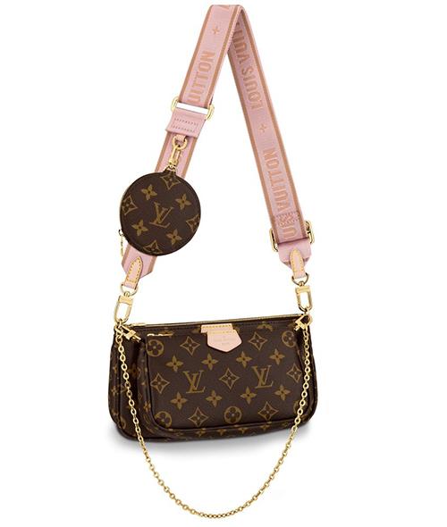 Multi Pochette Bag có giá 1.550$ (gần 40 triệu đồng)
