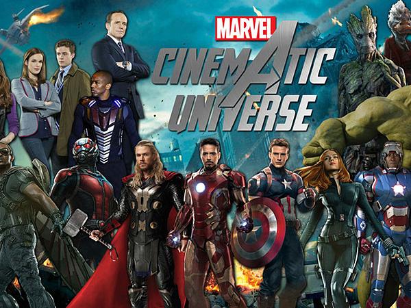 Marvel là hãng phim tiên phong với vũ trụ điện ảnh
