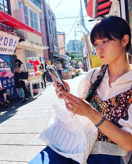 Instagram sao Hàn 26/9 - page 2 - 2
