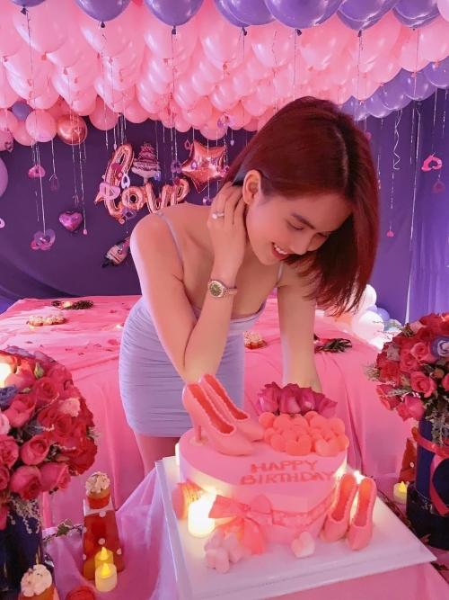Ngọc Trinh nói lời ngôn tình với bạn trai bí mật dịp sinh nhật - 1