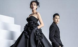 Huy Quang Next Top lấn sân thiết kế thời trang