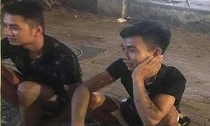Truy tìm hai thanh niên nghi sát hại nam sinh lái xe ôm