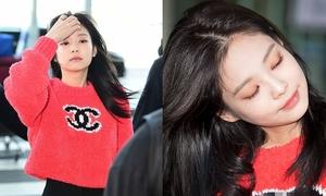 Tóc của Jennie được khen 'đẹp như quảng cáo dầu gội'