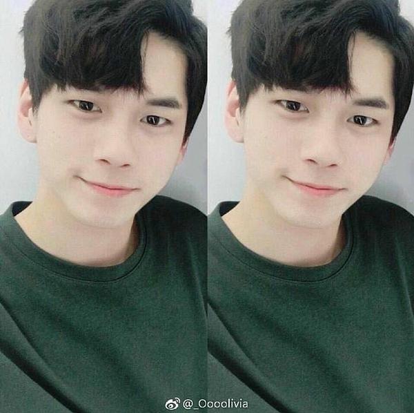 Ong Seong Woo đúng chuẩn bạn trai nhà bên khi để mặt mộc.