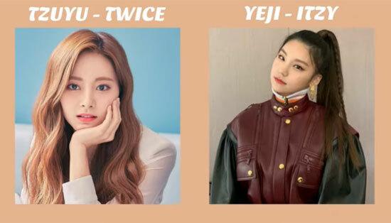 Idol Kpop nào ít tuổi hơn? (2)