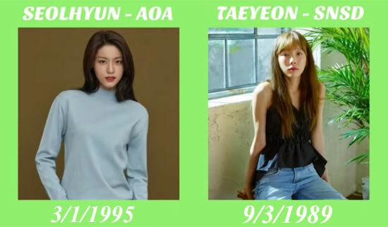 Đáp án: Seol Hyun