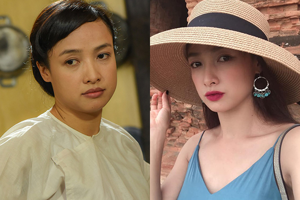 Lê Bê La vào vai cô hầu Hiểm ác miệng, xấu tính, hay ghen tỵ. Trong phim, nữ diễn viên chỉ được trang điểm, ăn mặc sơ sài để thể hiện đúng nhân vật. Ngoài đời, người đẹp 32 tuổi có vẻ đẹp hiện đại.