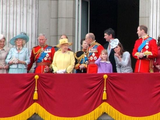 Bạn biết bao nhiêu về Hoàng gia Anh - 3