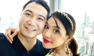 Một năm bên nhau của vợ chồng Lan Khuê