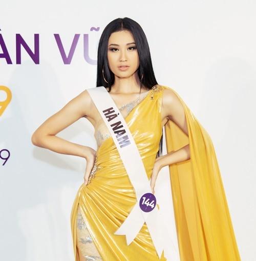 Phạm Anh Thư là một trong những thí sinh nổi bật mùa thi năm nay.