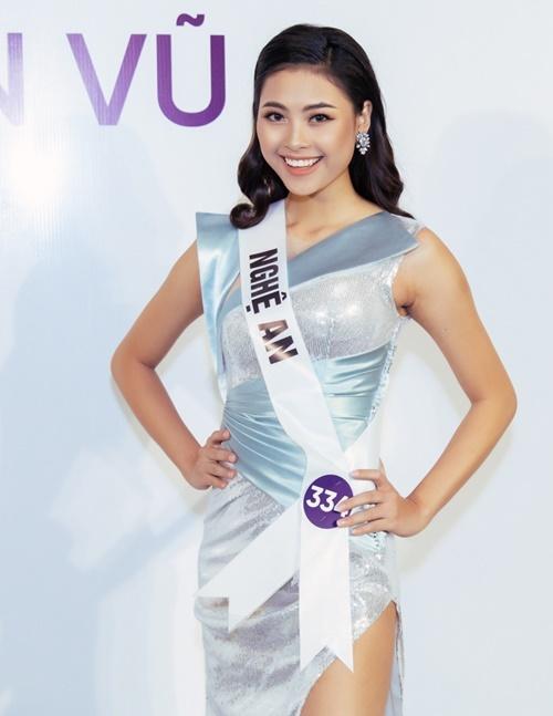 Đào Thị Hà từng vào top 5 Hoa hậu Việt Nam 2016.