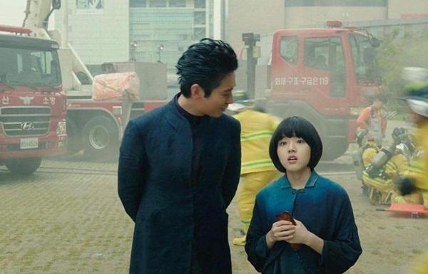 2 nhân vật Vệ thần của bản Hàn.