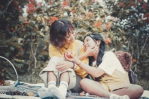 6 lý do khiến bạn hạnh phúc khi có chị gái