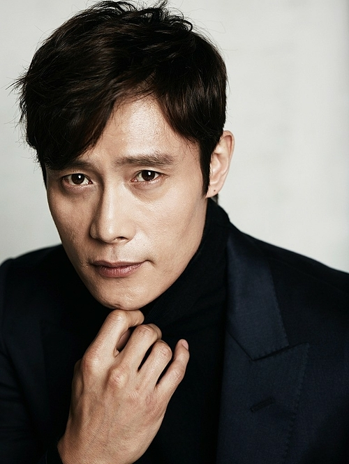 Lee Byung Hun.