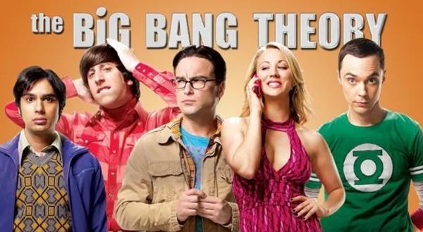 The Big Bang Theory (Vụ nổ lớn) - 1