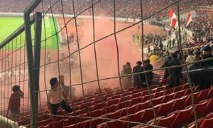 LĐBĐ Indonesia nhận án phạt nặng vì vụ bạo loạn