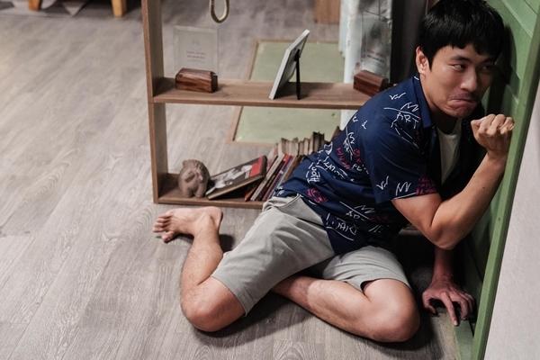 Kiều Minh Tuấn vào vai ông anh trai lắm chiêu.