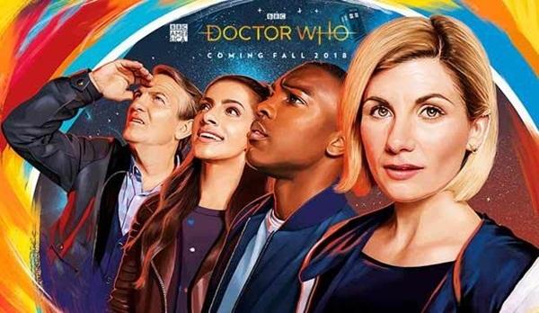 Doctor Who (Bác sĩ vô danh) - 1