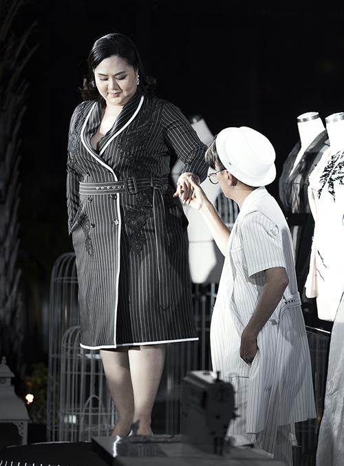 Đàm Vĩnh Hưng có màn kết hợp đặc biệt cùng diễn viên Minh Thảo.