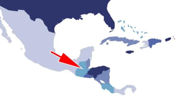 Các anh tài Địa lý thử sức nhận diện quốc gia trên bản đồ (2) - 4