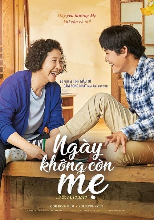 3 phim Hàn về đề tài gia đình lấy nước mắt khán giả