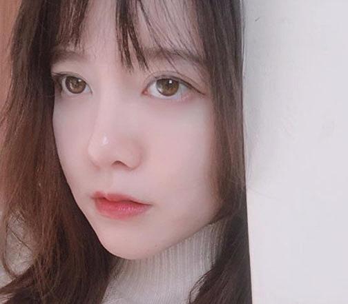 Goo Hye Sun đăng ảnh mới lên Instagram.