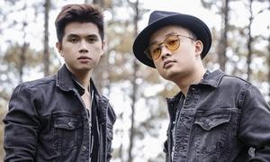 Tín Lê cùng hot boy Giọng hát Việt tung bản nhạc bắt tai