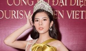 Người đẹp Nha Trang thi Hoa hậu Du lịch Thế giới 2019