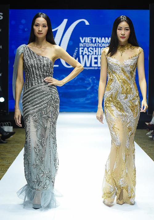 Từng bén duyên thành công với Vietnam International Fashion Week (VIFW) ngay từ mùa đầu tiên, năm nay, tại sự kiện đặc biệt Aquafina Vietnam International Fashion Week 2019 (AVIFW19) kỷ niệm 10 mùa, NTK Hoàng Hải là cái tên sẽ đảm nhận trọng trách đặc biệt: người mở màn cho chương trình.
