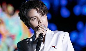 Vũ Cát Tường thăng hoa trên sân khấu 'Asia Song Festival'
