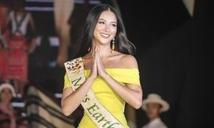 Phương Khánh nổi bật trong video quảng bá Miss Earth 2019