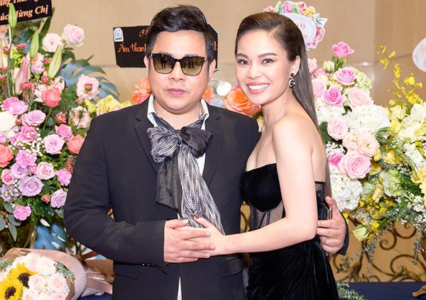 Quang Lê là đàn anh trong nghề với Giang Hồng Ngọc.