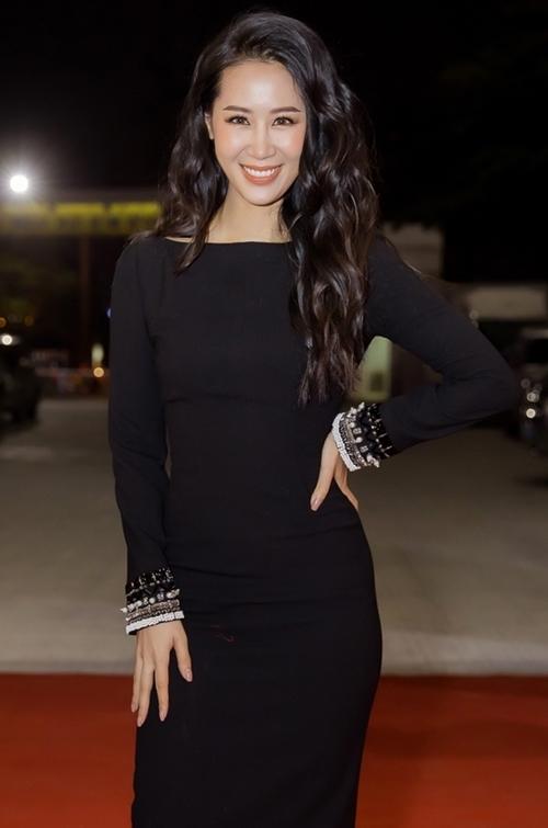 Hoa hậu Dương Thùy Linh.