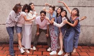 10 'trai xinh gái đẹp' quy tụ trong MV của Amee - ViruSs