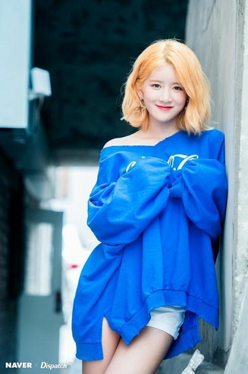 EXY không có vẻ đẹp hoàn hảo nhưng sự tươi tắn, phong cách cá tính của cô nàng là điểm thu hút người hâm mộ.