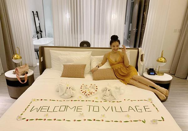 Phương Trinh Jolie đón sinh nhật ở Phú Quốc.