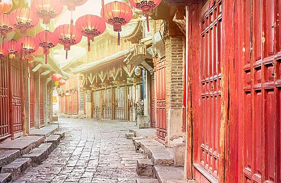 Bạn có biết hết 11 con phố cổ nổi tiếng châu Á? - 4
